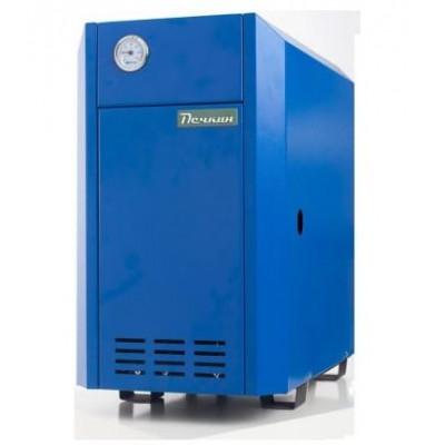 Газовый котел Печкин КСГВ- 40 синий, с авт. Novasit-820