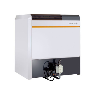 Котел газовый De Dietrich DTG 330 8 S K3 (126 кВт) , теплообменник разобранный