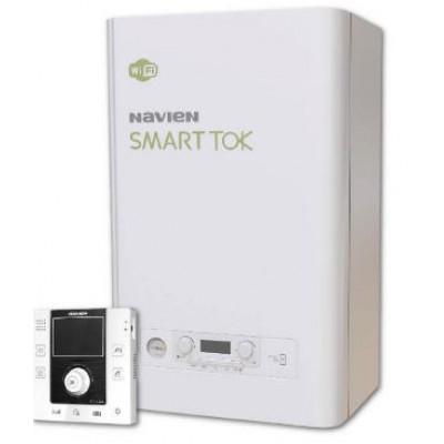 Газовый Котел NAVIEN SMARTTOK - 35K (Управляется смартфоном)
