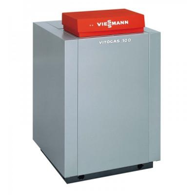 Газовый напольный котел VIESSMANN Vitogas 100-F 42 кВт с Vitotronic 100 KC4B