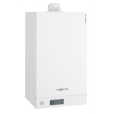 Газовый конденсационный котёл VIESSMANN Vitodens 100-W 4,7-26,0 кВт двухконтурный B1KC032