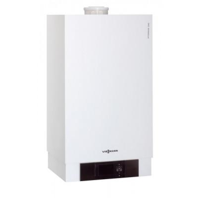 Газовый конденсационный котел VIESSMANN Vitodens 200-W 1,8-35,0 (1,6-32,5) кВт двухконтурный с Vitotronic 100