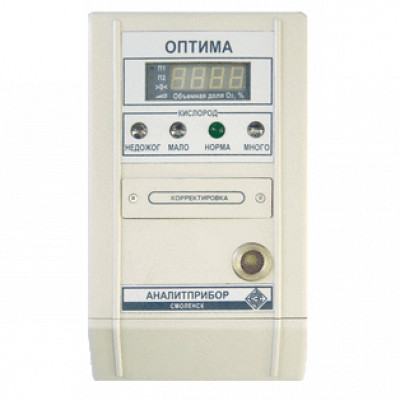 ОПТИМА - стационарный прибор оптимизации режимов горения