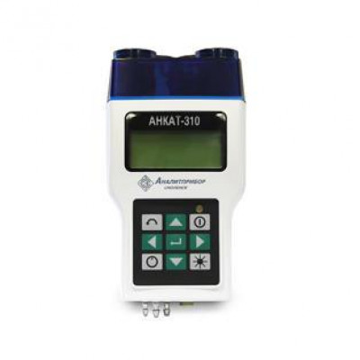 АНКАТ-310 - переносной многокомпонентный газоанализатор оптимизации режимов горения