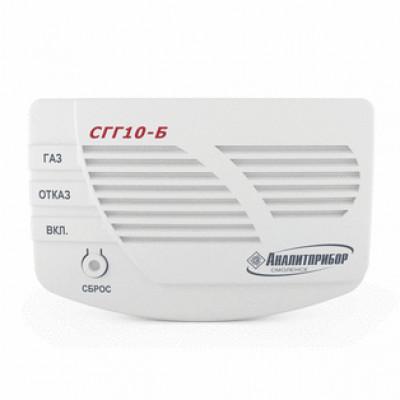 СГГ10-Б – бытовой сигнализатор горючих газов