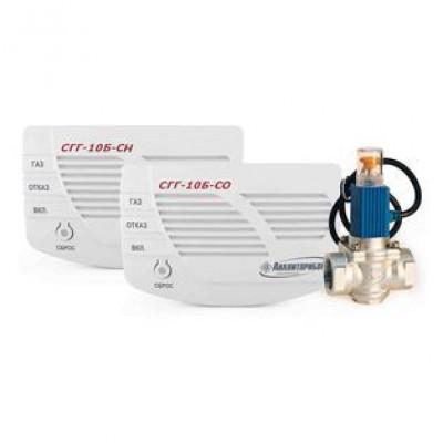 СГГ10-Б-СО-СН – двухкомпонентная бытовая система контроля загазованности