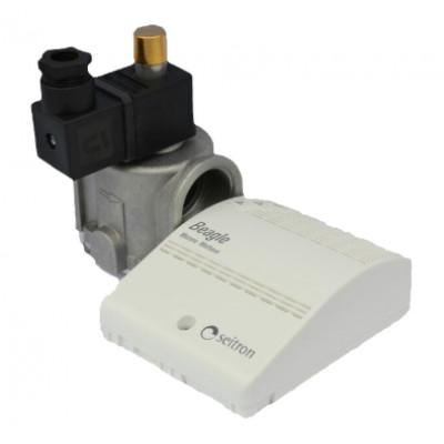 Сигнализатор CH4 + клапан ДУ25