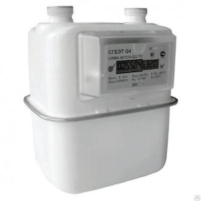 Газовый счетчик СГБG4