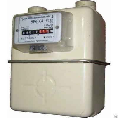 Газовый счетчикNPM G4