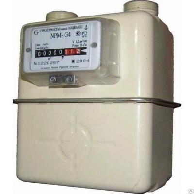 Газовый счетчик NPM G4 (левый; правый)