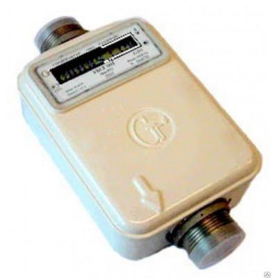 Ультразвуковой счетчик газаУБСГ G6; G10