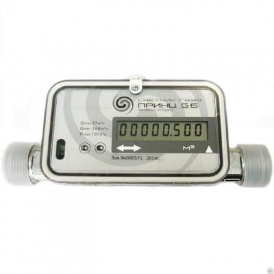 Ультразвуковой счетчик газа Принц G4-G10