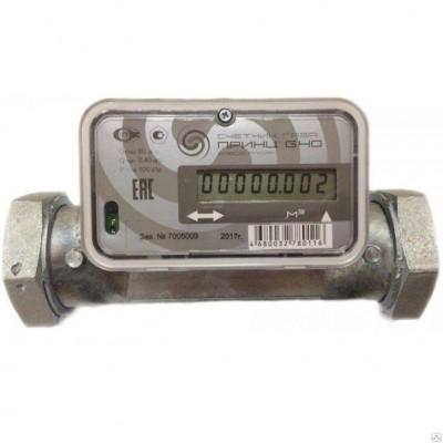 Ультразвуковой счетчик газаПринц G16-G40