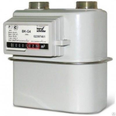 Газовый счетчик ВК G4T (левый; правый)
