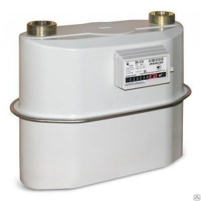 Газовые счетчики ВК G10Т; G16Т; 25Т