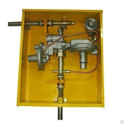 Газорегуляторный пункт шкафной-10МС