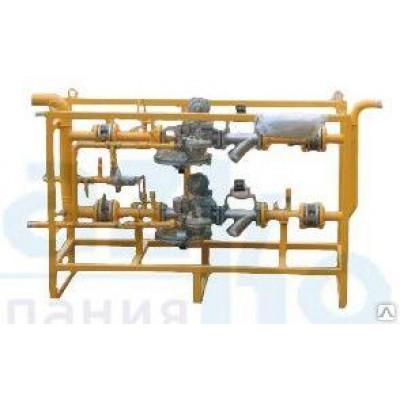 Газорегуляторные установки ГРУ-13-2НВ-У1, ГРУ-15-2НВ-У1, ГРУ-16-2НВ-У1