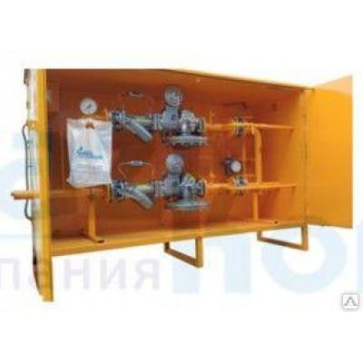 Газорегуляторные пункты шкафные ГРПШ-13-2НВ-У1, ГРПШ-15-2НВ-У1, ГРПШ-16-2НВ