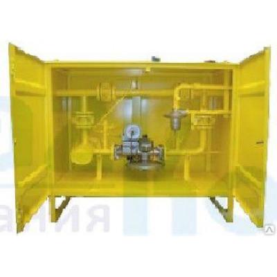 Пункт газорегуляторный шкафной ГРПШ-13-1Н(В)-У1, ГРПШ-15-1Н(В)-У1