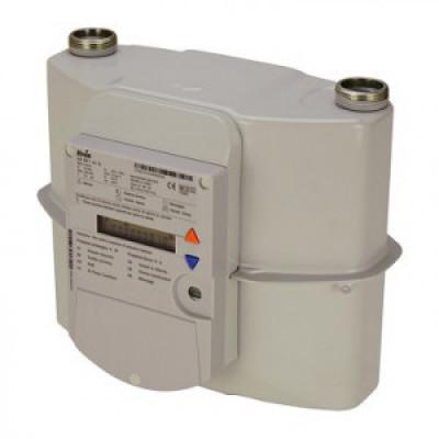 Бытовой диафрагменный смарт-счетчик газа ITRON G4-RF1 sV G, G6-RF1 sV G (Германия)