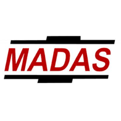 Клапан газовый Madas