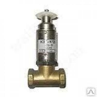 Клапан газовый КЭГ 1