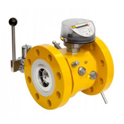 Турбинные счетчики газа TRZ G65, G100, G160, G250, G400, G650, G1000, G1600, G2500, G4000
