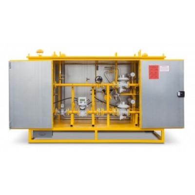 Пункты учёта и редуцирования газа серии ПУРДГ
