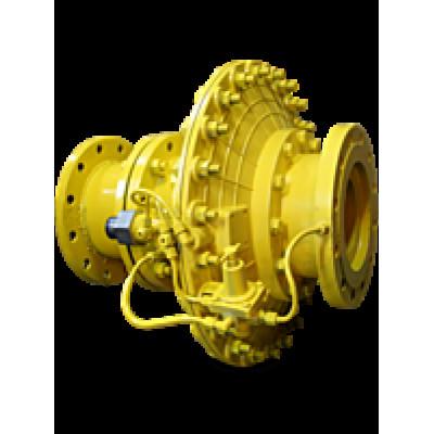 Регулятор давления газа прямоточный РДП-200 (РДП-200Н, РДП-200В)