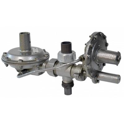 Регулятор давления газа РДГК-10 (РДГК-10М)