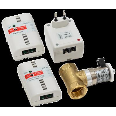 Комплект контроля загазованности природный и угарный газ СИКЗ+БУГ