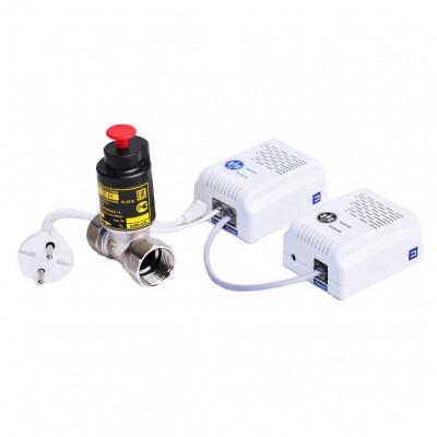Система контроля загазованности Кристалл-2-32-КД