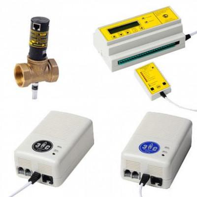 Система контроля загазованности СКЗ Кристалл-3