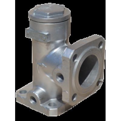 Фильтр газа сетчатый угловой ФГ(ФС)-25У, ФГ(ФС)-50У