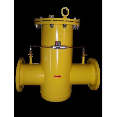 Фильтр газа ФГ-80-100-150-200