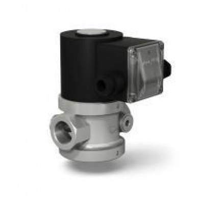 Клапаны электромагнитные стальные двухпозиционные муфтовые на DN 15-32