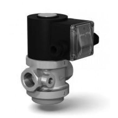 Клапаны электромагнитные стальные двухпозиционные муфтовые DN 15-25 нормально-открытые