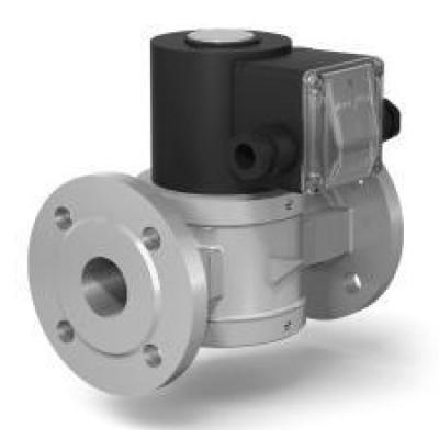 Клапаны электромагнитные стальные двухпозиционные фланцевые DN 15-25 нормально-открытые