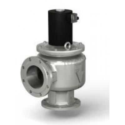 Клапаны электромагнитные стальные двухпозиционные угловые DN 150, 200