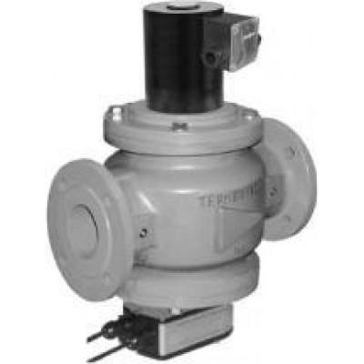 Клапаны электромагнитные двухпозиционные с э/м регулятором расхода газа на DN 40- 00 привод LF230-S