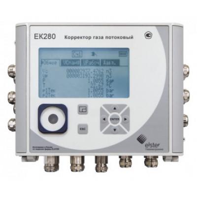 EK280 корректор газа потоковый