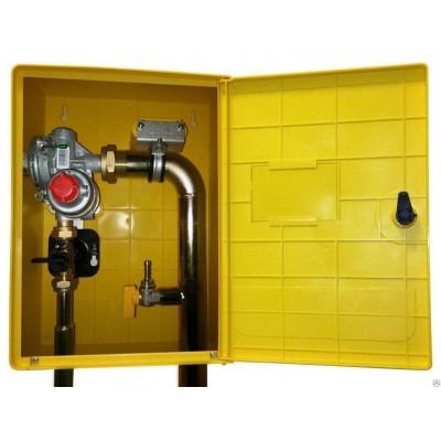 Домовые газорегуляторные шкафы серии «Скандинавия»