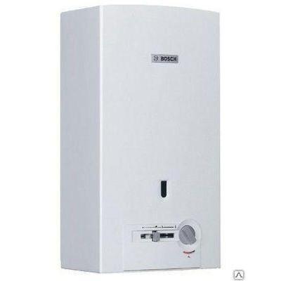Газовый проточный водонагреватель Bosch W10 КВ