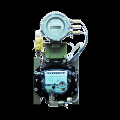 Комплекс на базе ротационного счетчика РСГ Сигнал с корректором БК КИ-СТГ-РС-Б