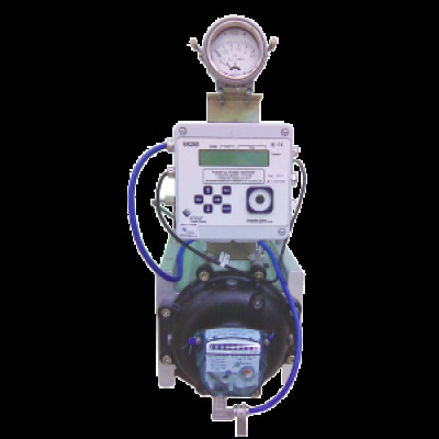 Комплекс на базе ротационного счетчика РСГ  Сигнал с корректором ЕК (260, 270, 280) КИ-СТГ-РС-Е