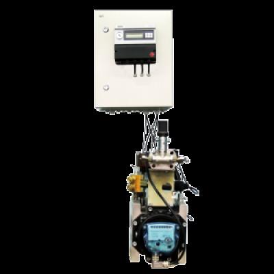 Комплекс на базе ротационного счетчика РСГ Сигнал с корректором СПГ (742, 761) КИ-СТГ-РС-Л