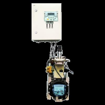 Комплекс на базе ротационного счетчика РСГ Сигнал с корректором ВКГ (2, 3) КИ-СТГ-РС-В