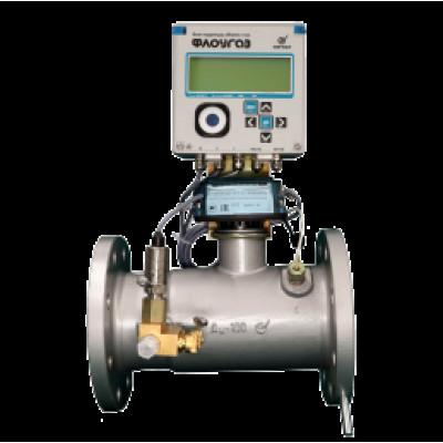 Комплекс для измерения количества газа счетчик СТГ и корректор Флоугаз КИ-СТГ-ТС-Ф