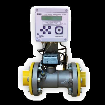 Комплекс для измерения количества газа счетчик СТГ и корректор ЕК (260,270,280) КИ-СТГ-ТС-Е