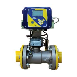 Комплекс для измерения количества газа счетчик СТГ и корректор Elcor КИ-СТГ-ТС-М